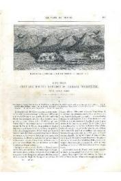 Le Tour du Monde nouvelle série, livraisons 10,11,12 de 1912 -  POBEGUIN Fernande (OGEE Fernande), - Un séjour au Fouta Djallon (Guinée française)
