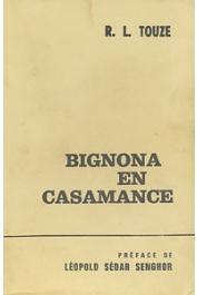 TOUZE Raphael-Léonard - Bignona en Casamance