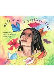 CABY-LIVANNAH - Oufana et le papillon bleu. Conte du Congo