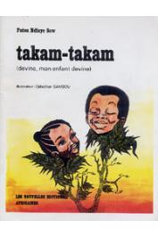 SOW Fatou Ndiaye - Takam-takam (devine, mon enfant devine)