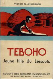 ELLENBERGER Victor - Teboho, jeune fille du Lessouto