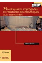 DARRIET Frédéric - Moustiquaires impregnées et résistance des moustiques aux insecticides