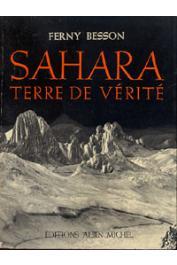 BESSON Ferny - Sahara, terre de vérité