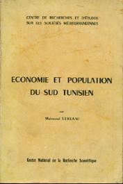 SEKLANI Mahmoud - Economie et population du Sud Tunisien