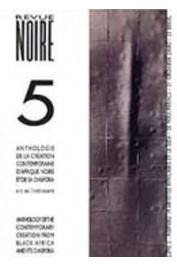 Revue noire - Anthologie 05 - N° 19 à 22