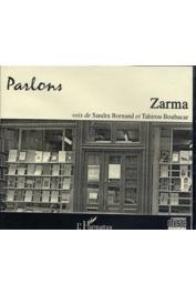 BORNAND Sandra - Parlons Zarma. Une langue du Niger - CD ROM