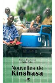 Nouvelles de Kinshasa - Odile Zeller
