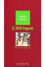 ALMEIDA-TOPOR Hélène d' - L'Afrique. 2eme édition