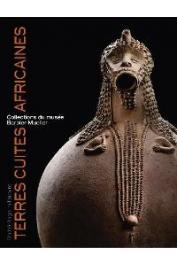 MORIN Floriane (sous la direction de) - Terres cuites africaines. Un héritage millénaire