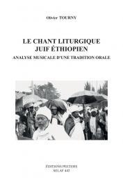 TOURNY O. - Le chant liturgique juif éthiopien. Analyse musicale d'une tradition orale