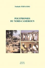 FERNANDO Nathalie - Polyphonies du Nord Cameroun