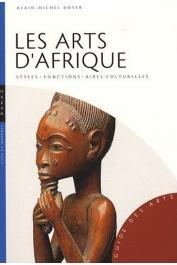 BOYER Alain-Michel - Les arts d'Afrique