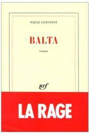 CONSTANT Paule - Balta