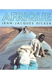 DICKER Jean-Jacques - Afrique