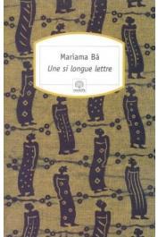 BÂ Mariama - Une si longue lettre