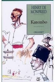 MONFREID Henry de - Karembo