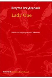 BREYTENBACH Breyten - Lady One. D'amour et autres poèmes
