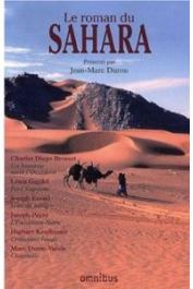 DUROU Jean-Marc (présenté par) - Le roman du Sahara