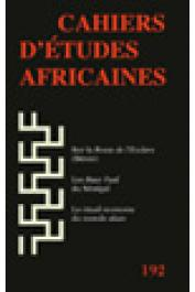 Cahiers d'études africaines - 196 - Les ruses de l'oral, la force de l'écrit. Le mythe baule d'Aura Poku / Suri Images. The Return of Exoticism and the Commodification of an Ethiopian Tribe, etc..
