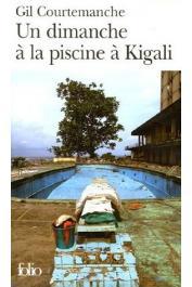 COURTEMANCHE Gil - Un dimanche à la piscine à Kigali