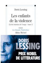 LESSING Doris - Les enfants de la violence. Tome 2: L'écho lointain de l'orage (Nouvelle édition)