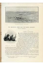 FOUREAU Fernand - Ma mission chez les Touaregs Azdjer (voyage executé en 1893-94)