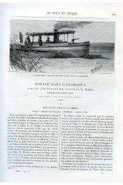 ALIS Harry (publié par) - Voyage dans l'Adamaoua (1891-1892) par le Lieutenant de Vaisseau L. Mizon