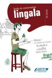 GOMA MPASI Rogério, NZOLANI José - Guide de conversation lingala de poche