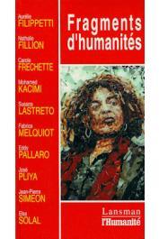 Collectif - Fragments d'humanité