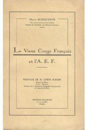 BOBICHON Henri - Le vieux Congo français et l'AEF