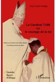 Parmi les prélats camerounais de haut vol, le Cardinal Tumi, aujourd'hui archevêque émérite de Douala, est celui qui aura accepté de révéler un pan de sa vie pastorale et spirituelle.