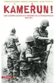 DELTOMBE Thomas, DOMERGUE Manuel, TATSITSA Jacob - Kamerun.