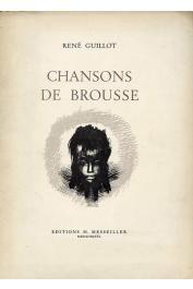 GUILLOT René - Chansons de Brousse