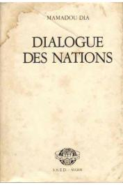 DIA Mamadou - Dialogue des nations