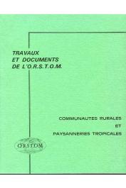 Collectif - Communautés rurales et paysanneries tropicales