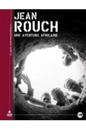 ROUCH Jean, GRIAULE Marcel, DIETERLEN Germaine, et alia / Une aventure africaine
