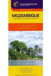 Cartographia Country Maps - Mozambique