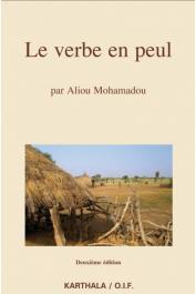 MOHAMADOU Aliou - Le verbe en peul (2 eme édition 2014)