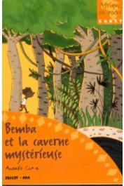 CLAIR Andrée - Bemba et la caverne mystérieuse (édition 2001)