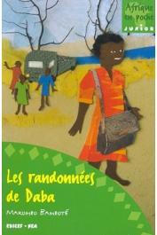 BAMBOTE Makombo - Les randonnées de Daba, de Ouadda à Bangui