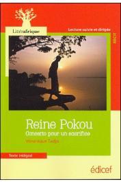 TADJO Véronique - Reine Pokou. Concerto pour un sacrifice. Texte intégral. Lecture suivie et dirigée