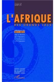 L'Afrique des Grands Lacs - Annuaire 2011-2012