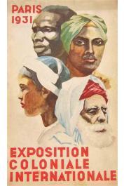 DEMAISON André - A Paris en 1931. Exposition Coloniale Internationale. Guide Officiel.