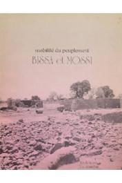 LAHUEC Jean-Paul, MARCHAL Jean-Yves - Mobilité du peuplement Bissa et Mossi