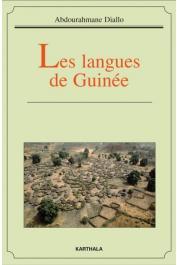 DIALLO Abdourahmane - Les langues de Guinée