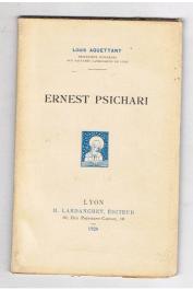 AGUETTANT Louis - Ernest Psichari