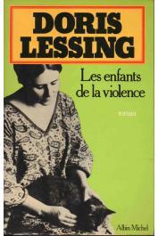 LESSING Doris - Les enfants de la violence