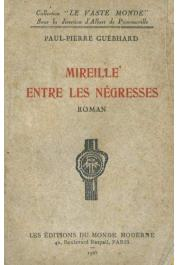 GUEBHARD Paul-Pierre - Mireille entre les négresses