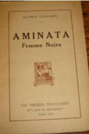 CHAUMEL Alfred - Aminata, femme noire