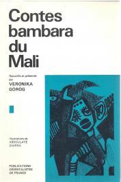 GOROG-KARADY Veronika (ou GÖRÖG-KARADY Veronika) - Contes Bambara du Mali